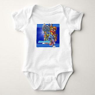 Gears Baby Bodysuit