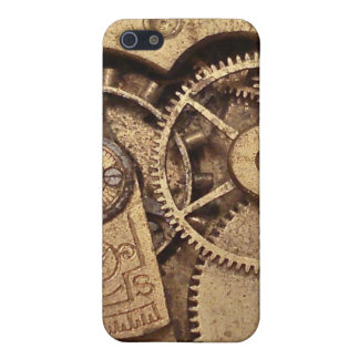 Gears by Uncle Junk Cover For iPhone 5