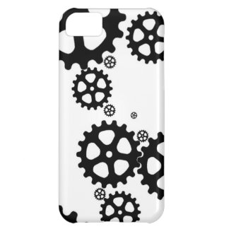 Gears, Gears, Gears Cover For iPhone 5C