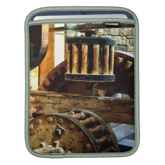 Gears in a Grist Mill Sleeves For iPads
