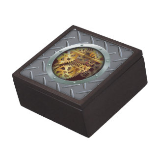 GEARS JEWELRY BOX