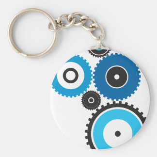 Gears Key Chains