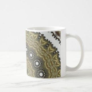 Gears Mandala Mug