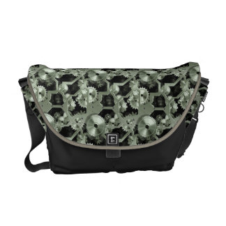 Gears Courier Bag