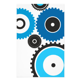 Gears Stationery