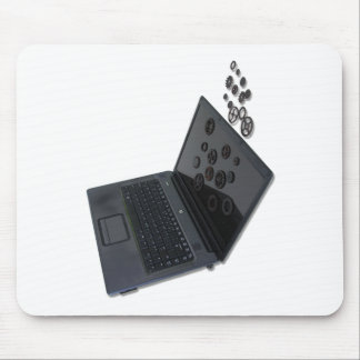 GearsCreativity Mouse Pad