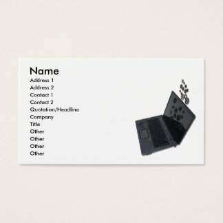 GearsCreativity, Name, Address 1, Address 2, Co... Business Card