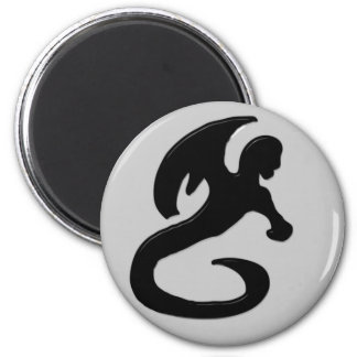 GearShift SnakeRider Magnet
