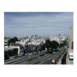 Geary & Lyon Streets San Francisco Postcards