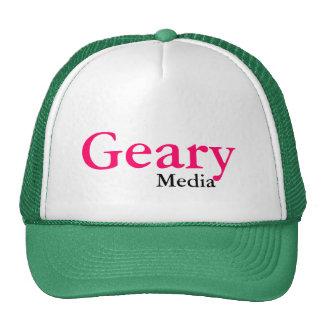 Geary Media Trucker Hat