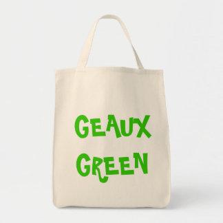 GEAUX GREEN BAGS