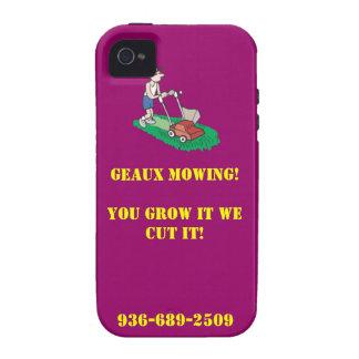 ¡Geaux que siega la caja #2 de IPhone! iPhone 4/4S Carcasa