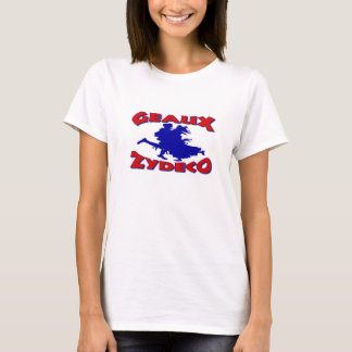 Geaux Zydeco T-Shirt