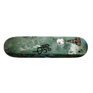Geb Box Skateboard Deck