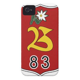 GebBeobBtl 83 iPhone 4 Case-Mate Protectores