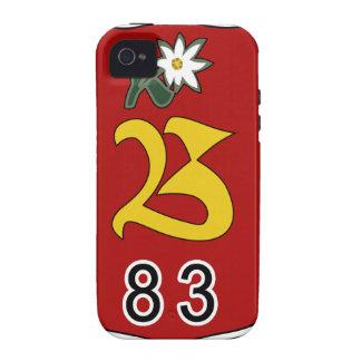 GebBeobBtl 83 Case-Mate iPhone 4 Carcasa