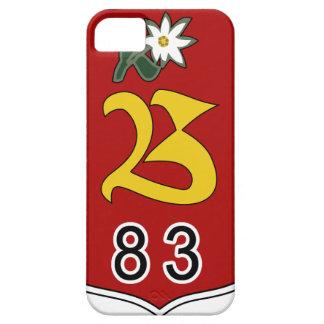 GebBeobBtl 83 iPhone 5 Protectores