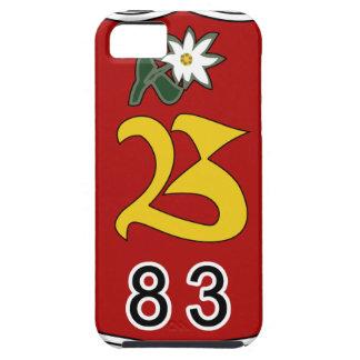 GebBeobBtl 83 iPhone 5 Carcasas