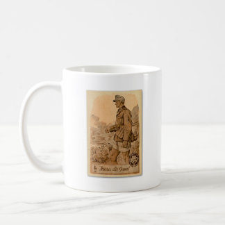 Gebirgsjäger postcards coffee mug
