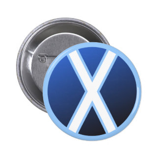 Gebo Gyfu Rune Pinback Button