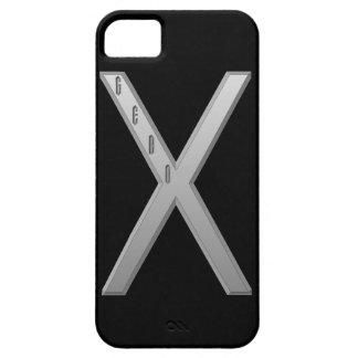 Gebo Rune grey iPhone SE/5/5s Case