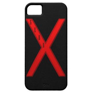 Gebo Rune red iPhone SE/5/5s Case