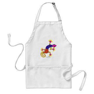 gec♥ adult apron