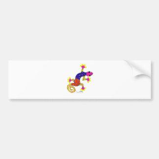 gec♥ bumper sticker