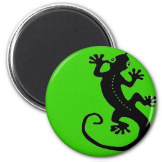 Gecko 1 imán de frigorífico
