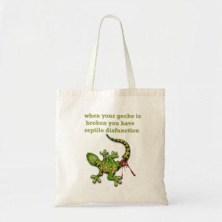 Gecko Tote Bags