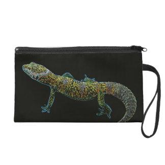 Gecko Bag Wristlet Clutches