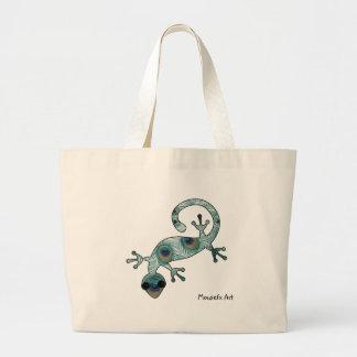 Gecko Bag Jumbo Tote Bag
