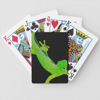 Gecko Cartas De Juego