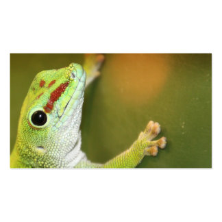 Gecko Double-Sided Standard Business Cards (Pack Of 100)