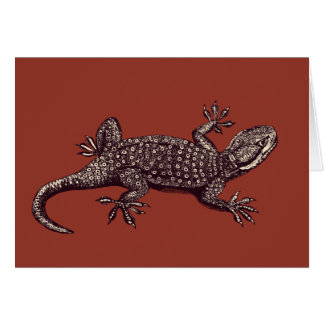 Gecko Card