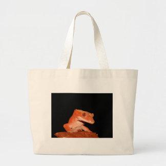 gecko con cresta bolsas
