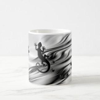 Gecko corriente taza clásica