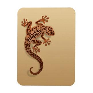 Gecko de Brown que sube Iman De Vinilo