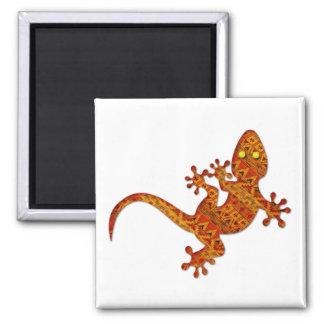 Gecko de Gordon Imán Cuadrado