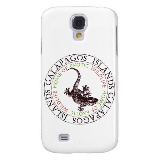 Gecko de las islas de las Islas Galápagos
