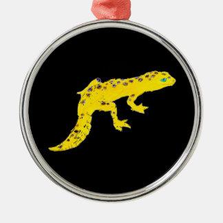 Gecko del leopardo ornamentos de reyes