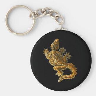 Gecko del vuelo de Kuhl Llavero Redondo Tipo Pin
