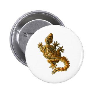 Gecko del vuelo de Kuhl Pin Redondo De 2 Pulgadas