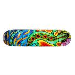 Gecko design Skateboard
