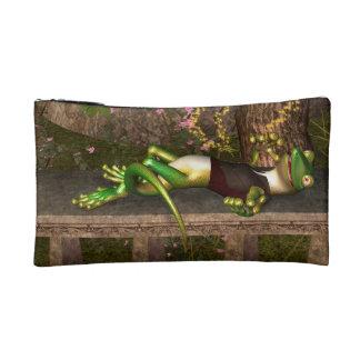 Gecko divertido
