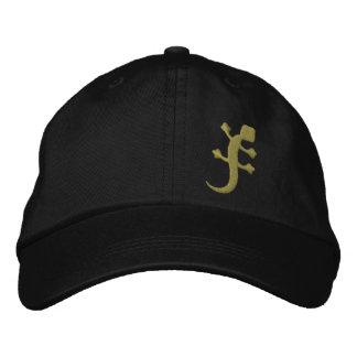 Gecko Embroidered Baseball Hat