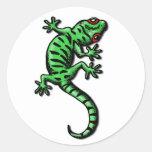 gecko etiqueta