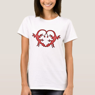 Gecko Heart T-Shirt