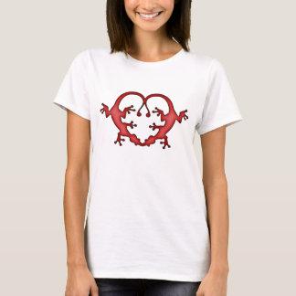 Gecko Heart T-Shirt