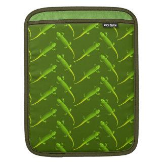 Gecko Lizard iPad Sleeve